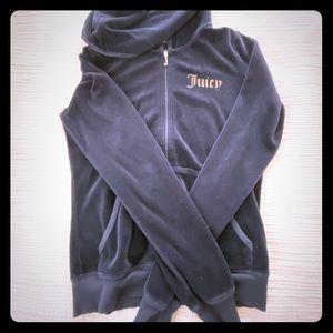 Juicy couture sweat pants set